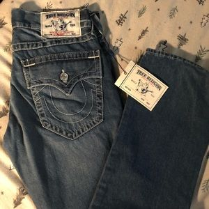 NEW True Religion Men's Jeans